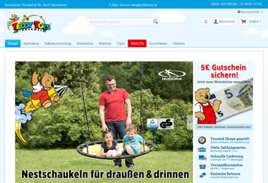 Teddy Toys Kinderwelt
